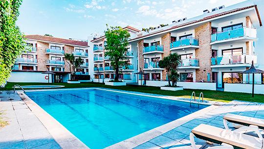 Apartamentos Sunway Apollo