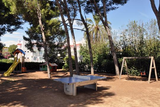Parque infantil Apartamentos Sunway talaia